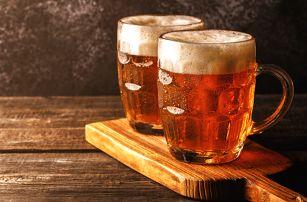 Až 400g tatarák, neomezené množství topinek, až 4 piva v Ostravě