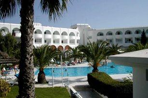 Tunisko - Port El Kantaoui na 8 až 15 dní, polopenze s dopravou letecky z Prahy