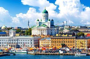 6denní zájezd do Pobaltí s výletem do Helsinek a ubytováním pro 1 osobu