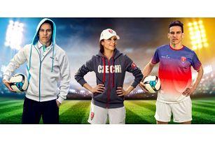 Stylové sportovní oblečení Goal in One
