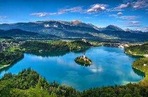 4denní zájezd do Slovinska s ubytováním a snídaněmi pro 1 osobu