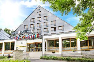Lázeňský wellness pobyt v Mariánských lázních v hotelu Krakonoš***