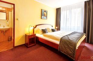 3–6denní wellness pobyt s polopenzí pro 2 v hotelu Haná*** v Mariánských Lázních