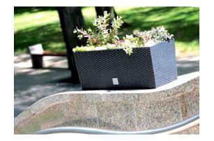 Samozavlažovací květináč Rato Case 60 cm