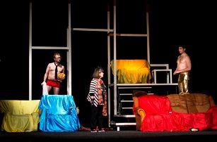 Divadelní představení Na správné adrese
