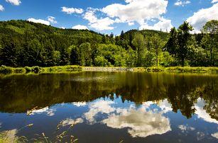 Letní pobyt pro 2 s polopenzí v Moravském krasu