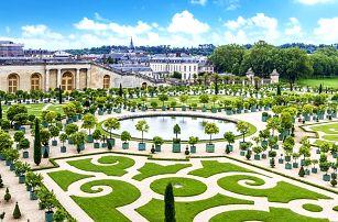 5denní poznávací zájezd do Paříže s prohlídkou Versailles a La Defence pro 1