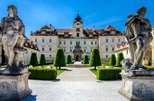 Pobyt s degustací vína v Zámeckém hotelu Hubertus***