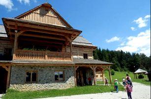 Relax v Nízkých Tatrách pod vrchem Kráľova hoľa. Svěží pobyt ve 3* hotelu s polopenzí