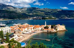 V září k moři: Týden v Černé Hoře s polopenzí