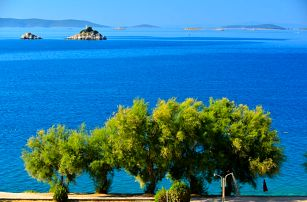 Chorvatsko, Seget na 8 dní pro 1 osobu s plnou penzí