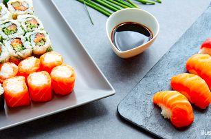 Hůlky vzhůru: set čerstvého sushi pro vás