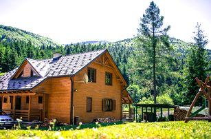 Letní dovolená v moderních dřevěnicích