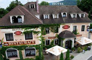 Hotel Bohemia Excellent*** v Klášterci nad Ohří s polopenzí, prohlídkou zámku a zákuskem na uvítanou.