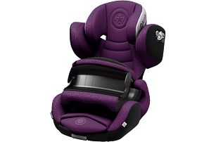 KIDDY Guardianfix 3 autosedačka 2017 (9-36kg) – Royal Purple