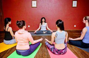 Měsíční permanentky do Dance & Yoga Studia