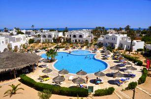 Tunisko - Djerba na 8 až 15 dní, all inclusive s dopravou letecky z Prahy nebo Brna