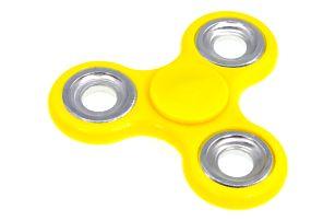 FIDGET SPINNER 101 (Žlutá)