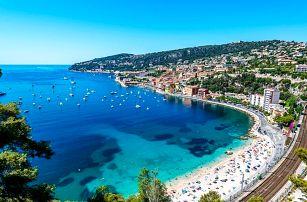 5denní poznávací zájezd se snídaní pro 1 osobu do Monaka, Marseille, If, Cannes a Provence