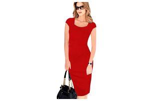 Jednoduché dámské šaty - různé potisky