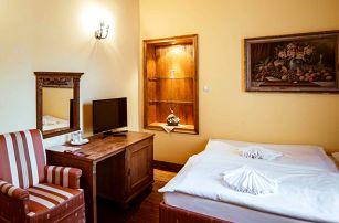 Pobyt přímo v historickém centru města Banská Štiavnica v penzionu Cosmopolitan I, II a III