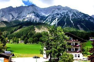 Dachstein: pobyt se snídaní, saunou a kartou slev