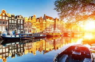 Zájezd do Amsterdamu vč. ubytování a snídaně
