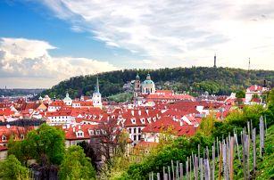 Pohodový pobyt a relax v Praze včetně snídaně