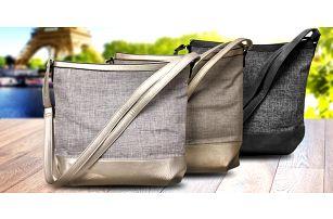 Módní dámské kabelky DIANA do ruky i přes rameno