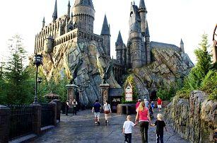 4denní zájezd pro 1 do Londýna s návštěvou ateliérů Harry Potter a ubytováním v hotelu