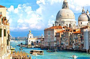 3 dny v Benátkách a blízkém okolí