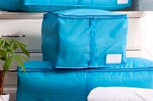 Úložný box na oblečení či ložní prádlo - 2 barvy - dodání do 2 dnů