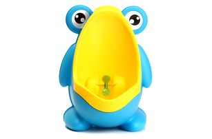 Dětský pisoár v podobě žabičky - dodání do 2 dnů