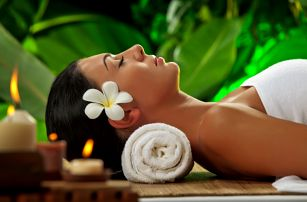 60minutová masáž dle výběru s možností zábalu