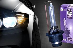 Originální xenonová žárovka D2S americké značky GE