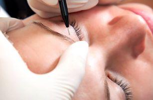 Permanentní make-up obočí: vláskování