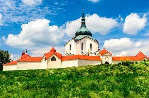 3 až 5denní pobyt s možností polopenze pro 2 ve Žďáru nad Sázavou v hotelu Jehla***+