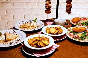Na jídlo do Laguny: 3chodové menu pro 2 gurmány