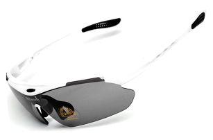 Sportovní brýle se sadou vyměnitelných sklíček - polarizační či obyčejné