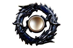 Originální fidget spinner v podobě ještěra