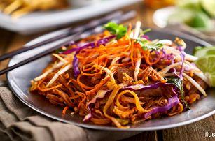 Thajské, mexické či indické menu pro 1 či 2 os.