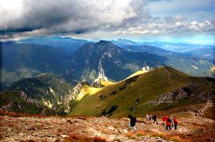 Vysoké Tatry, 3-5 dní pro dva + snídaně, vstupu do aquaparku, možný výlet na splav Dunajce