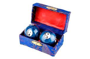 Antistresové koule - modré