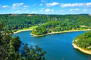 Morava stylově: pobyt v 3* hotelu v blízkosti zámku a přehrady ve Vranově nad Dyjí + polopenze