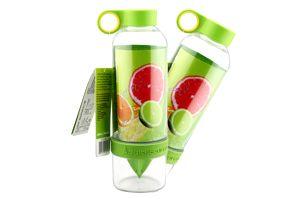 Chytrá láhev na citrusy - žijte zdravě!