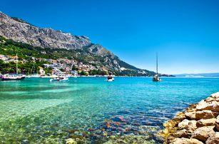 Týden plný slunce a moře na plážích v Chorvatsku