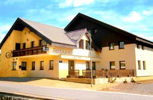 3 až 6denní pobyt s polopenzí a se slevami pro 2–6 osob v pensionu Katka v Harrachově
