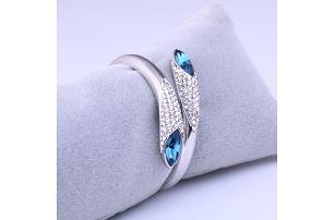 Fashion Icon Náramek Flower style krystal Swarovski elements