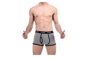 Pánské bavlněné boxerky - 4 kusy