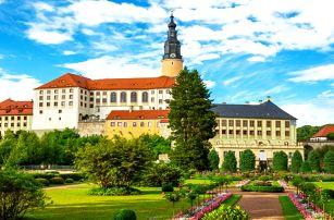 1denní poznávací výlet za zámky v německém Sasku